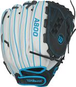 Wilson Aura Jr Fastpitch V125 Outfield Glove-12.5""