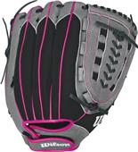 Wilson Flash Jr Fastpitch 115 Utility Glove- 11.5""