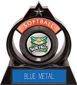 "Hasty Awards Eclipse 6"" Xtreme Softball Trophy"