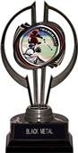 "Black Hurricane 7"" P.R.1 Baseball Trophy"