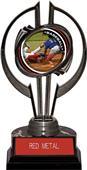 "Black Hurricane 7"" P.R.2 Baseball Trophy"