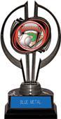 "Black Hurricane 7"" ProSport Baseball Trophy"