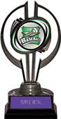 "Black Hurricane 7"" Xtreme Baseball Trophy"