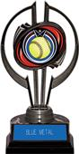 "Black Hurricane 7"" Eclipse Softball Trophy"