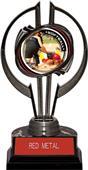"Awards Black Hurricane 7"" P.R.2 Softball Trophy"
