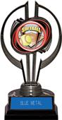 "Awards Black Hurricane 7"" ProSport Softball Trophy"