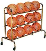 Kelpro Basketball 12 Ball Rack