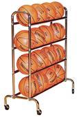 Kelpro Basketball 16 Ball Rack