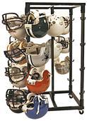 Kelpro Rolling Football Helmet Racks