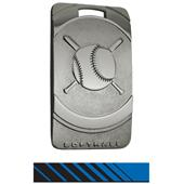"Hasty Awards Softball 3"" Legacy Medals"