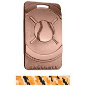 "Hasty Awards Baseball 3"" Legacy Medals"