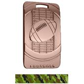"Hasty Awards Football 3"" Legacy Medals"