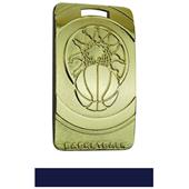 """Hasty Awards Basketball 3"""" Legacy Medals"""