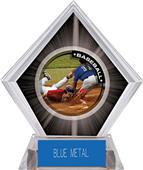 P.R.2 Baseball Black Diamond Ice Trophy
