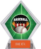 Awards Patriot Baseball Green Diamond Ice Trophy