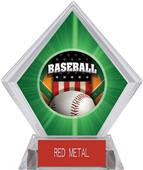 Awards Patriot Baseball Green Diamond Ice Trophy