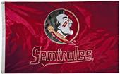 Collegiate Florida State 2-Sided Nylon 3'x5' Flag