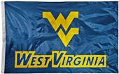 Collegiate West Virginia 2-Sided Nylon 3'x5' Flag