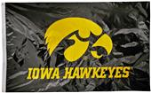 Collegiate Iowa 2-Sided Nylon 3'x5' Flag