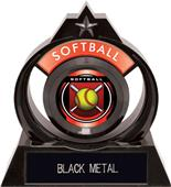 "Hasty Awards Eclipse 6"" Legacy Softball Trophy"