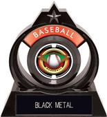 "Hasty Awards Eclipse 6"" Saturn Baseball Trophy"