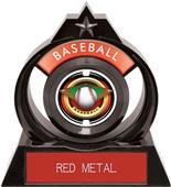 "Hasty Awards Eclipse 6"" Saturn Baseball Trophy"