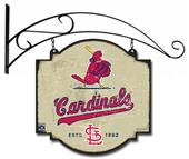 Winning Streak MLB Cardinals Vintage Tavern Sign
