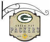 Winning Streak NFL Packers Vintage Tavern Sign