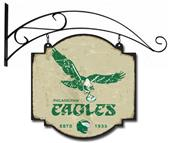 Winning Streak NFL Eagles Vintage Tavern Sign