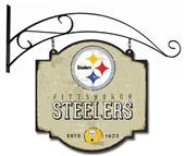Winning Streak NFL Steelers Vintage Tavern Sign