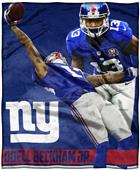Northwest Giants Odell Beckham Jr Silk Touch Throw