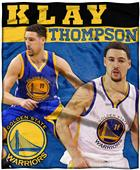Northwest Warriors Klay Thompson Silk Touch Throw