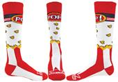 Red Lion Showtime Over-The-Calf Knee High Socks