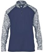 Badger Sport Adult Sport Blend 1/4 Zip Jacket