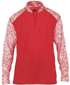 Badger Sport Adult Sport Blend 1/4 Zip Jacket