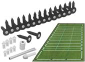 Complete Football Field Marking Installation Kit