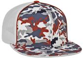 Pacific Headwear Glamo D-Series Trucker Cap