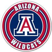 "Collegiate Arizona 12"" Vinyl Magnet"