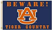 Collegiate Auburn 3' x 5' Tiger Country Flag