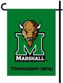 Collegiate Marshall 2-Sided Garden Flag