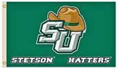 Collegiate Stetson Univ. 3' x 5' Flag w/Grommets
