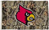 Collegiate Louisville Realtree Camo 3' x 5' Flag