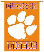 "College Clemson 2-Sided 28""x40"" Banner"