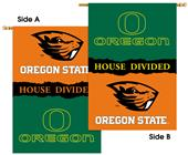 Collegiate Oregon/Oregon St. House Divided Banner