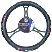 Northwest NFL Cardinals Steering Wheel Cover