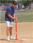 Athletic Specialty Baseball Maintenance Dirt Tamp