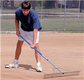Athletic Specialty Baseball Maintenance Field Rake