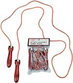 Athletic Specialty Heavy Duty Leather Jump Rope