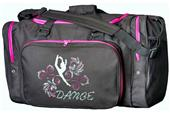Sassi Designs Glitter Girl for Dance Duffel Bag