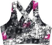 Boxercraft Women/Girls Criss Cross Bra